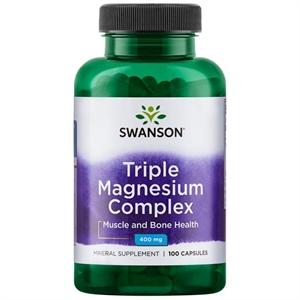 Obrázok pre výrobcu Triple Magnesium complex 300 caps